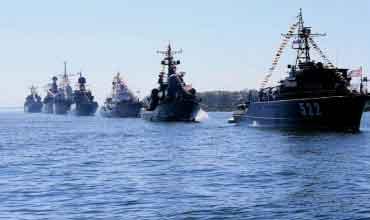 Мощь российского флота: новинки ВМФ России