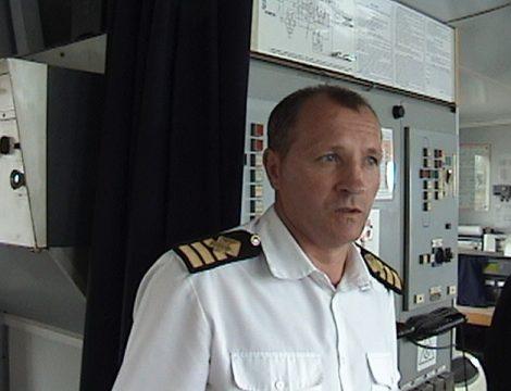 Тренировочный Дельта тест для вахтенного помощника капитана